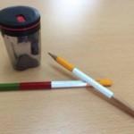 【TSUNAGO(ツナゴ)】短くなった鉛筆をつなぐえんぴつ削り