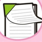 オランダ生まれの繰り返し使える紙クリップ『デルプ』♪