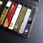 出したいカードがすぐに出せる!!財布のカード「楽デル」
